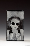 Madeline II • Kiln Formed Cameo Glass